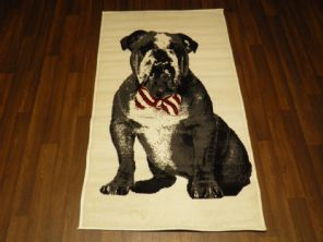 Modern Approx 5x3ft 80cmx150cm Woven Top Quality Bulldog Rugs/Mats sparkle